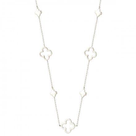 Naszyjnik srebrny Biżuteria Ditta Zimmermann DZN402/MRC/R