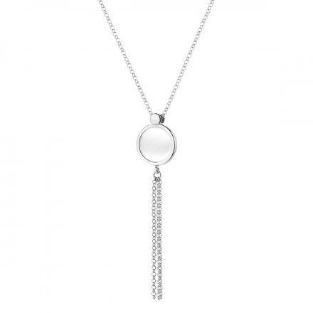 Naszyjnik srebrny Z Masą Perłową Biżuteria Ditta Zimmermann DZN379/MPB/R