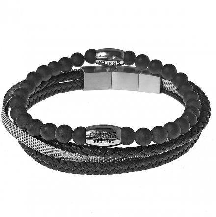 Biżuteria Guess męskie bransoletki UMS80043