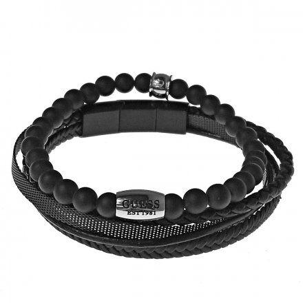 Biżuteria Guess męskie bransoletki UMS80042