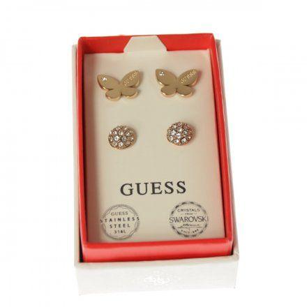 Biżuteria Guess damska kolczyki UBS20023