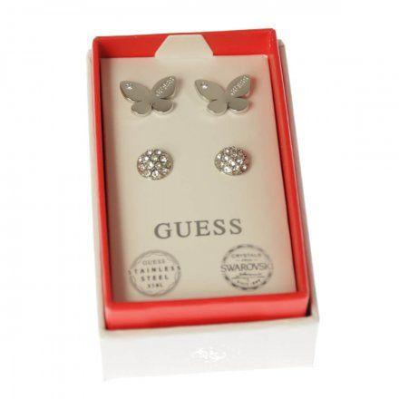 Biżuteria Guess damska kolczyki UBS20020