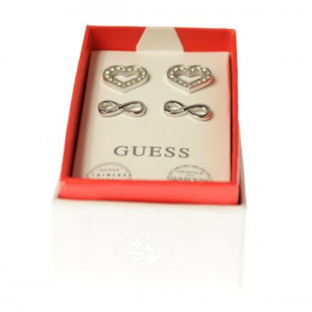 Biżuteria Guess damska kolczyki UBS20016