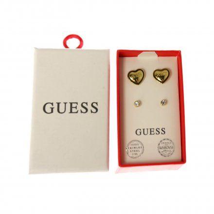 Biżuteria Guess damska kolczyki UBS20014