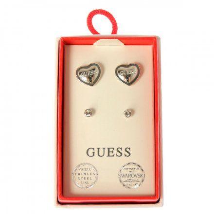 Biżuteria Guess damska kolczyki UBS20012