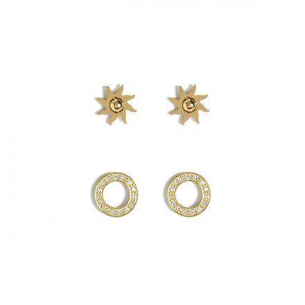 Biżuteria Guess damska kolczyki UBS20008