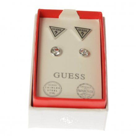 Biżuteria Guess damska kolczyki UBS20004