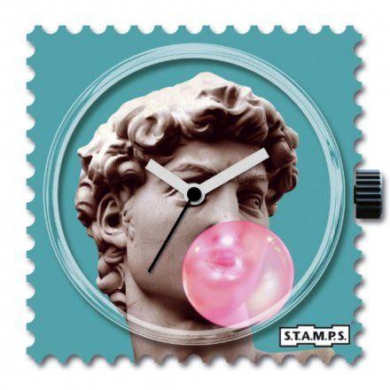 Zegarek S.T.A.M.P.S. Chewing Gum 105868