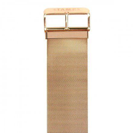 Bransoleta S.T.A.M.P.S. Montre Classic Metal Rose Gold 105851 2003