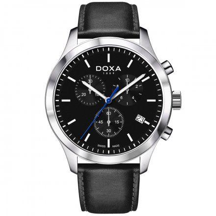 Zegarek Szwajcarski Doxa D-Chrono 165.10.101.01