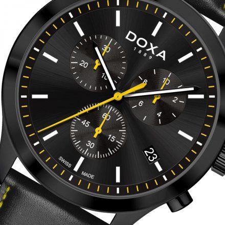 Zegarek Szwajcarski Doxa D-Chrono 165.70.081.01