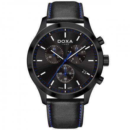 Zegarek Szwajcarski Doxa D-Chrono 165.70.191.01