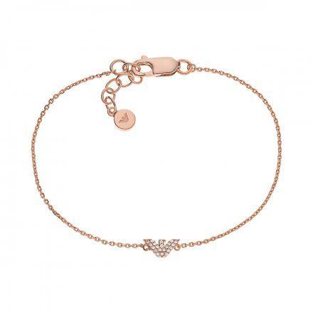Bransoletka damska Emporio Armani EG3479221 Essential Oryginalna Biżuteria EA