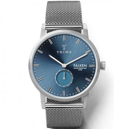 Zegarek FAST121-ME021212 - TRIWA FAST121 Blue Ray Falken