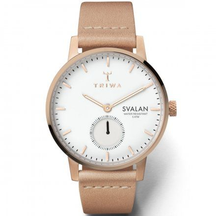 Zegarek SVST104-SS010614 - TRIWA SVST104 Rose Svalan