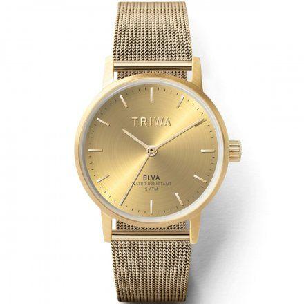 Zegarek ELST106-EM021313 - TRIWA ELST106 Gold Elva
