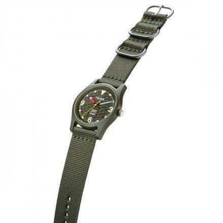 Zegarek TFO101-CL150912 - TRIWA TFO101 Time For Oceans - Ocean Plastic - Seaweed