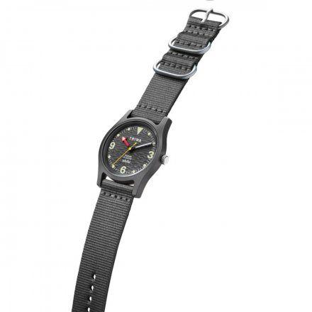 Zegarek TFO104-CL151612 - TRIWA TFO104 Time For Oceans - Ocean Plastic -  Seal
