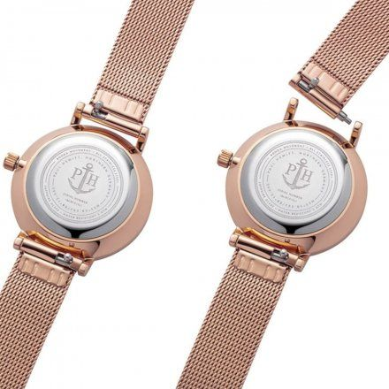 Zegarek Paul Hewitt Modest PH-SA-R-XS-B-45S