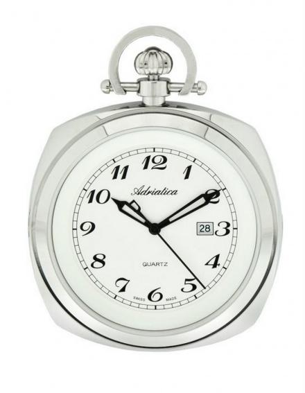 Zegarek Kieszonkowy Męski Adriatica A1129.5322Q - Quartz Swiss Made