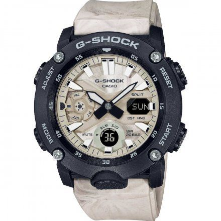 Zegarek Casio GA-2000WM-1AER G-Shock GA 2000WM 1AER