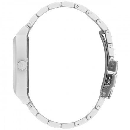Zegarek Nixon Time Teller All White - Nixon A045-126