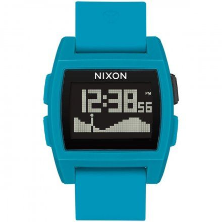 Zegarek Nixon BASE TIDE ALL Blue - Nixon A1104-2556