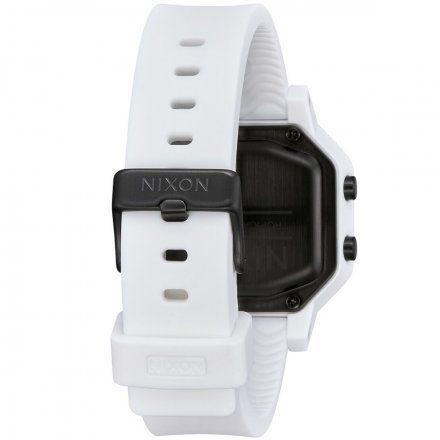 Zegarek Nixon SIREN White/Black - Nixon A1210-100
