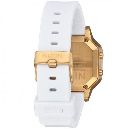 Zegarek Nixon SIREN Gold/White - Nixon A1211-508
