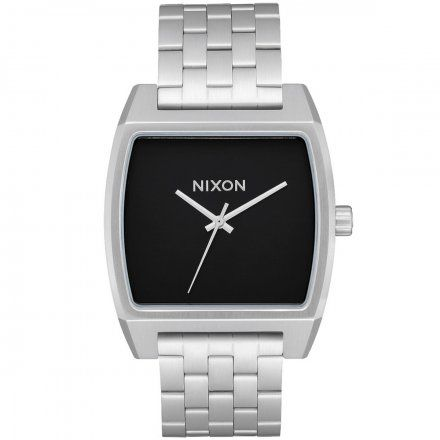 Zegarek Nixon Time Tracker Black - Nixon A1245-000
