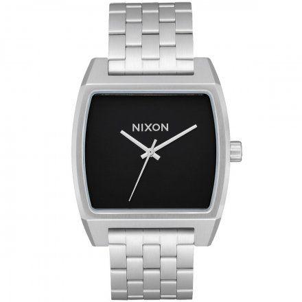 Zegarek Nixon Time Tracker Black - Nixon A1245-000
