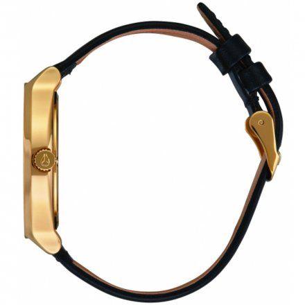 Zegarek Nixon Clique Gold/Black - Nixon A1250-510