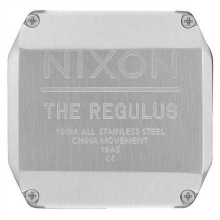 Zegarek Nixon Regulus Black/Silver - Nixon A1268-000
