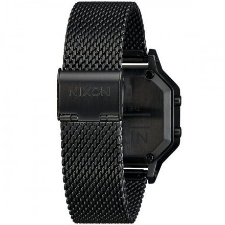 Zegarek Nixon SIREN All Black - Nixon A1272-001