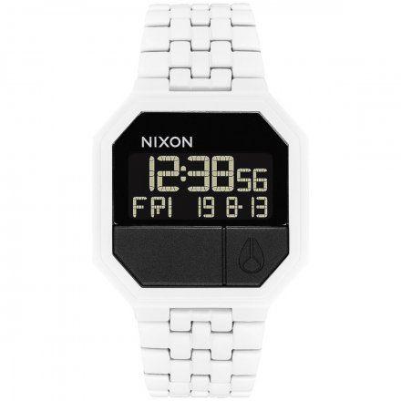 Zegarek Nixon Re-Run White/Black - Nixon A158-126