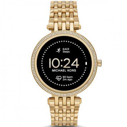 Złoty Smartwatch Michael Kors GEN 5E MKT5127 Darci
