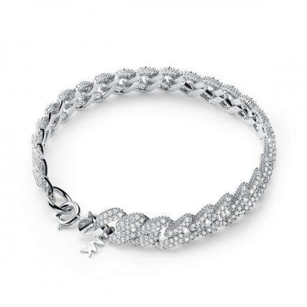 Biżuteria Michael Kors - Bransoleta MKC1427AN040