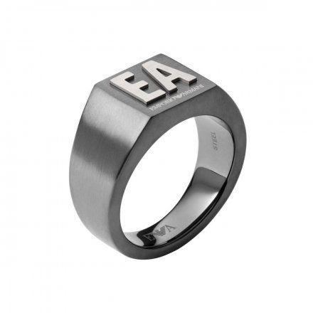 Obrączka Emporio Armani EGS2755060 r.19 Oryginalna Biżuteria EA