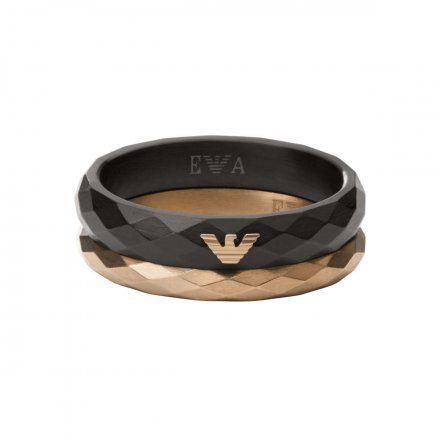 Obrączka Emporio Armani EGS2767001 r.23 Oryginalna Biżuteria EA