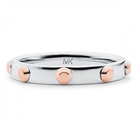 Biżuteria Michael Kors pierścionek MKC1399AA931 r. 9