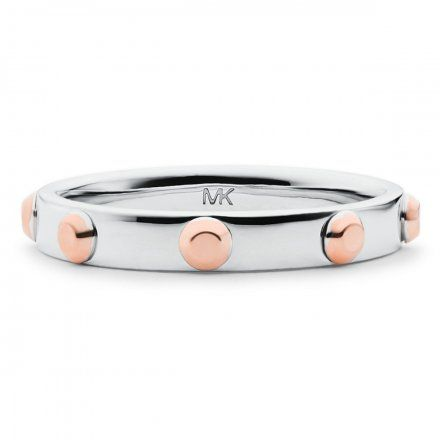 Biżuteria Michael Kors pierścionek MKC1399AA931 r. 19