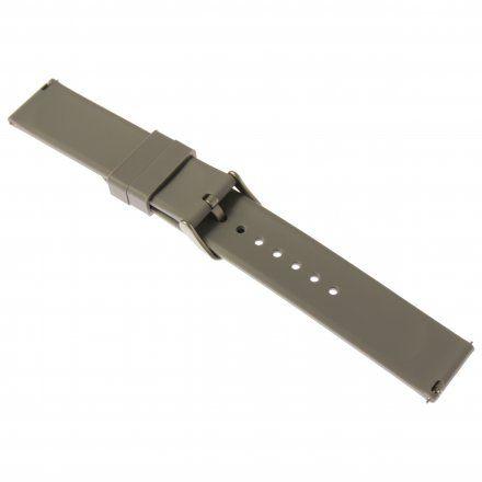 Pasek do smartwatcha Rubicon Pasek szary RNCE38 20 mm