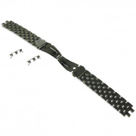 Bransoleta do zegarka Vostok Europe Bransoleta Rocket N1 20mm – czarna