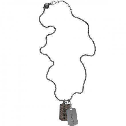 Biżuteria Diesel - Naszyjnik DX1257040