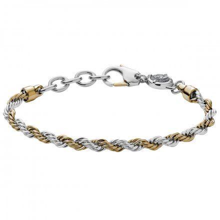 Biżuteria Diesel - Bransoleta DX1263931