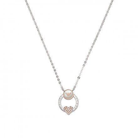 Naszyjnik Emporio Armani EG3470040 Oryginalna Biżuteria EA