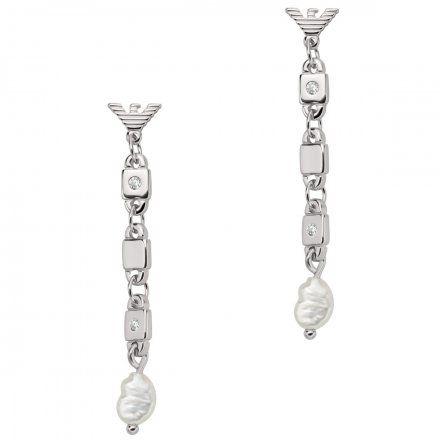 Kolczyki damskie Emporio Armani EG3473040 Oryginalna Biżuteria EA