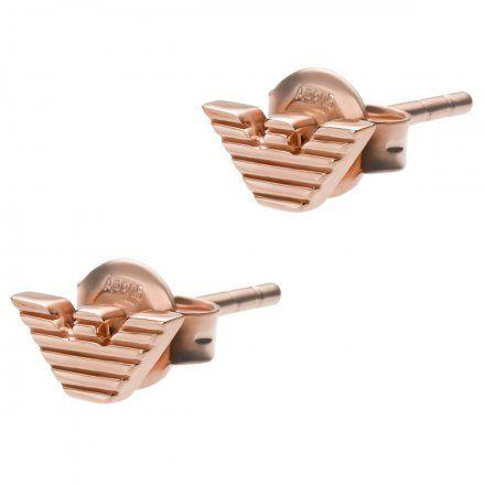 Kolczyki damskie Emporio Armani EG3505221 Oryginalna Biżuteria EA