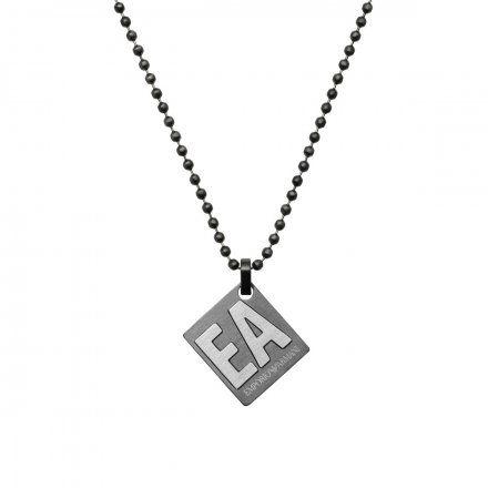 Naszyjnik męski Emporio Armani EGS2754060 Oryginalna Biżuteria EA