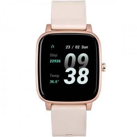 Smartwatch z różowym paskiem Strand S716USVBVP